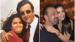 #FlashbackFriday: Trishala's open letter to father Sanjay Dutt!