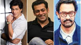 Shah Rukh Khan, Salman Khan and Aamir Khan to COLLABORATE for a NEW PROJECT?