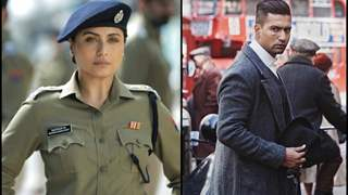 Vicky Kaushal and Rani Mukerji's FIRST LOOKS from Mardaani 2 and Sardar Udham Singh REVEALED!