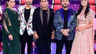 The winner of Star Plus' The Voice season 3 is...