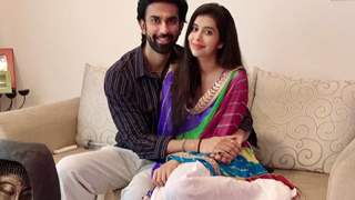 Did Charu Asopa and Rajeev Sen just have their roka ceremony?