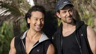 THIS is what Tiger Shroff says on working Hrithik Roshan