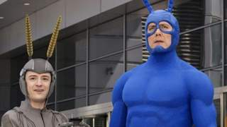 After Two Great Seasons, 'The Tick' Gets Cancelled By Amazon!