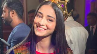 Ananya Panday is feeling blessed with her successful SOTY2 debut!