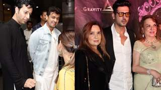 Bollywood stars grace the premiere of Umrao Jaan, the musical in Mumbai