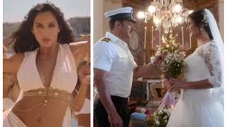Upcoming Salman Khan movie Bharat present new song Turpeya in all Naval uniform