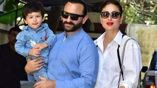 Taimur is not allowed to eat at Birthday parties, Kareena reveals the reason