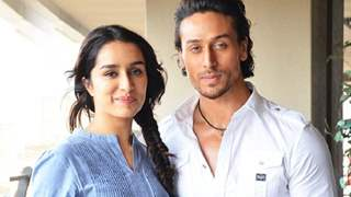 Tiger Shroff reveals he had a huge crush on Shraddha Kapoor