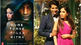 Check out the new poster of Karanvir Bohra's first home production Hume Tumse Pyaar Kitna!