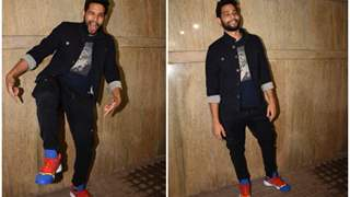 Siddhant Chaturvedi AKA MC Sher takes his shoe fascination from reel life to real life