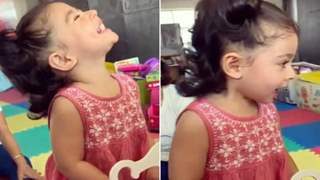 Innaya 's birthday song for daddy Kunal Khemu is the Cutest Gift Ever!