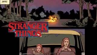'Stranger Things: Six' Comic Trailer Presents a New Psychic Teen