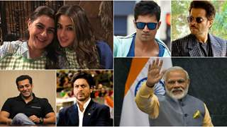 From Varun Dhawan to Narendra Modi, B-town Celebs pour Eid wishes to their fans!