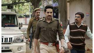 Ayushmann Khurrana gives us interesting insights on how he worked hard to get into the skin of a reel cop