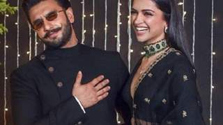 Ranveer Singh has the sweetest welcome for Wife Deepika Padukone