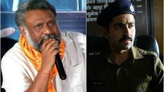 The last time I saw this combination in a performance was in Zanjeer by Mr Bachchan: Anubhav Sinha