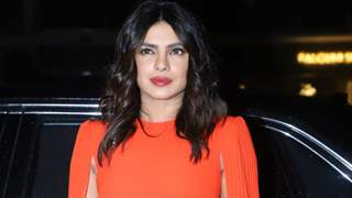 Priyanka Chopra brings out monsoon's most loved colour with this Alex Perry outfit