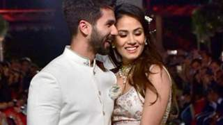 Shahid reveals his equation with Mira: I usually get flustered when my wife and I have a fight