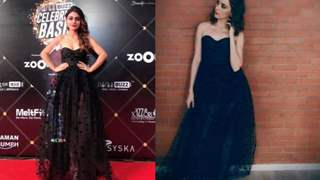 Ekta Kaul or Sreejita De: Who Wore The Strapless Black Dress Better!