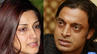 Pakistani cricketer Shoaib Akhtar planned to kidnap Sonali Bendre? the former cricketer reacts!