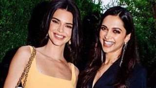 The picture of Deepika Padukone posing with Kendall Jenner in New York is taking over the internet!