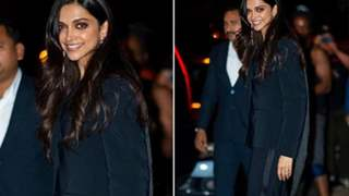 Deepika Padukone nails the boss lady look in an Alberta Ferretti power suit
