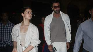 Ranbir Kapoor and Alia Bhatt's recent style twinning moment is couple goals