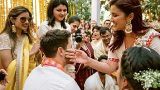 Parineeti Chopra reveals she got precious gifts from Nick Jonas during the Joota Chupai ritual