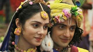 'RadhaKrishn' leads Sumedh Mudgalkar & Mallika Singh DATING each other? Actors REACT!