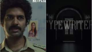 Netflix Teases Sujoy Ghosh's Horror-Thriller 'Typewriter'