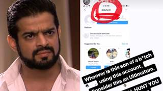 Karan Patel to Take Stringent Action Against The Anon Who Sent His Family Member Disparaging PM's on Social Media!