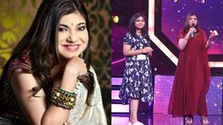 Superstar Singer: When Alka Yagnik Got Shocked Listening to Her Own Song!