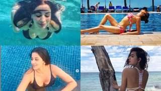 International Bikini Day: TV divas sizzle in hot Bikinis!