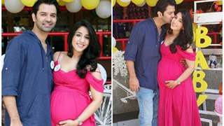 Barun Sobti & Wife Pashmeen Welcome Their first child!
