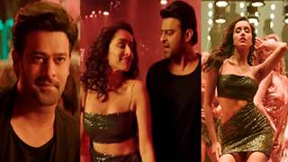 Prabhas and Shraddha Kapoor groove to the tunes of Psycho Saiyaan!