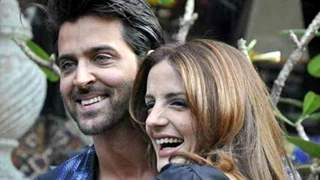 Hrithik Reveals how despite Divorce he and Suzanne are ideal parents