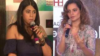 Will Ekta Kapoor make Kangana Ranaut Apologize?