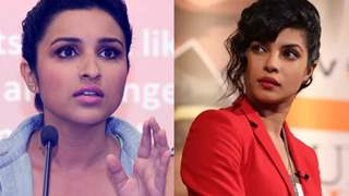 Parineeti had a Classy Reply when she was addressed as Desi Girl; a Title given to Priyanka
