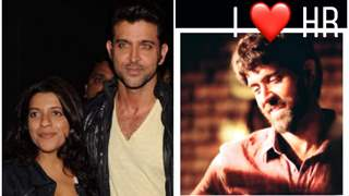 Zoya Akhtar was in tears after watching Hrithik Roshan's performance in Super 30!