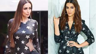 Malaika Arora or Kriti Sanon, who is sparkling in this starry Kalmanovich design?