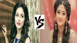 Hina Khan gets mighty upset at her comparison with Shivangi Joshi