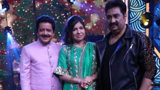 Superstar Singer: Alka Yagnik, Udit Narayan & Kumar Sanu Come Together For First Time!