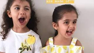 Misha Kapoor poses happily with her bestie; Adorable picture below