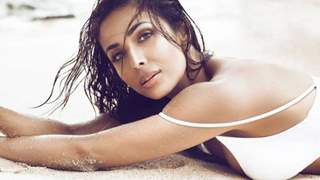 Malaika Arora poses in a white bikini on her Maldives vacay! See Pics