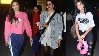 Deepika, Sonakshi, Athiya and more: Best and worst airport looks of the week