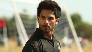 Shahid Kapoor slams audience for the criticism; feels responsible for the film!