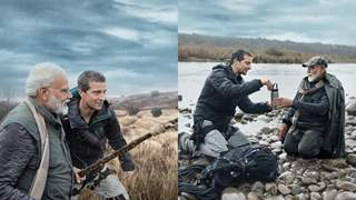 PM Narendra Modi to Embark on an 'Adventure trip' in Man V/S Wild With Bear Grylls