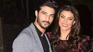 Sushmita Sen and Rohman Shawl to tie knot this year?