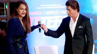 Sonakshi Sinha is flattered with Shah Rukh Khan's act of kindness!