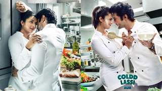 Cold Lassi Aur Chicken Masala: Check out yummy new poster of Divyanka-Rajeev starrer series!